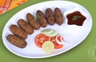 Yam (Suran) Kabab